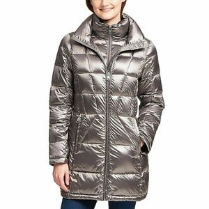 Andrew Marc Ladies' Packable Down Jacket 650 Fill